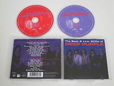 DEEP PURPLE/THE BEST & LIVE(BMG 82876 60046 2) 2XCD ALBUM