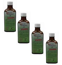 4 x 100ml Sparpack Kräuter Öl  Für Massage, Beauty,  Entspannung