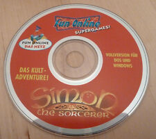 Simon the Sorcerer DVD  Fun Online Supergames 3