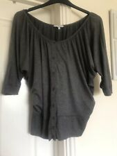 New Look Size 16 Grey Cardigan