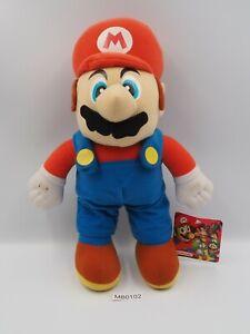 "Super Mario Bros MB0102 Kelly Toy Plush 12"" Stuffed TAG Toy Doll Nintendo"