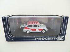PROGETTO K PK142 'FIAT ABARTH 1000 GR 5 '4 ORE MONZA 1968 #16'. 1:43. MIB/BOXED.