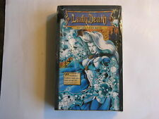 Lady Death III, 3 Krome Trading Card Box of Cards