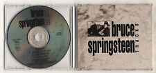 Cd PROMO BRUCE SPRINGSTEEN Tracks 4 Radio sampler cds single 1998