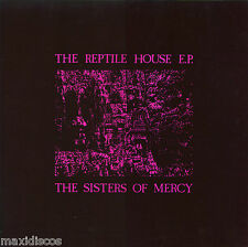 """12"""" - The Sisters Of Mercy - The Reptile House (5 Tracks Rock) As New,Como Nuevo"""