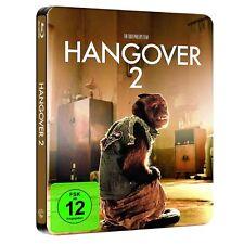 BLU-RAY  HANGOVER 2 STEELBOOK - NEU & OVP