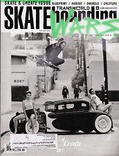 Transworld Skateboarding Magazine March 2012 Devin Appelo, Habitat
