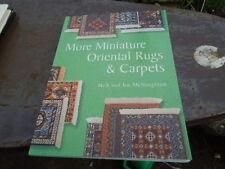 More Miniature Oriental Rugs & Carpets by Meik and Ian McNaughton