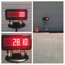 """FUEL TRUCK 3"""" LED REMOTE DISPLAY - VIEWABLE 75' AWAY -  USA MADE - RM-232"""