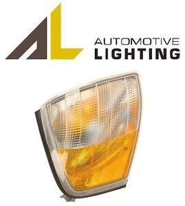 For Mercedes W202 AL Front Passenger Right Side Turn Signal Light Lens Blinker