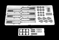 Voyager Model 1:700 IJN Catapult Shiki 2 Go 5 Gata (For ALL) Detail Set #AP040