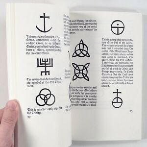 1990s Koch BOOK OF SIGNS Typography CHRISTIANITY Alchemy ASTROLOGY Runes MORE