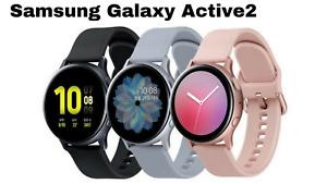 Samsung Galaxy Active2 Watch 44mm Bluetooth - Black Pink Silver R820 Aluminium