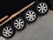 Autec Alufelgen 16 Zoll mit Conti/Pirelli Winterreifen 205/55R16 VW Golf Passat