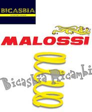 6957 - MOLLA VARIATORE GIALLA MALOSSI 50 PEUGEOT FOX RAPIDO METROPOLIS SV GEO ST