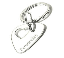Personalized Guitar Pick · Custom Guitar Pick · Personalized Keychain . Engraved