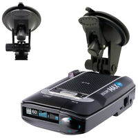 Escort MAX 2 360 Max2 MAX360 GT7 Radar Detector Super Suction Cup Mount Holder