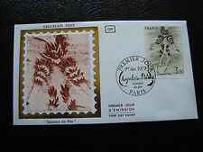 FRANCE - enveloppe 1er jour 1/12/1979 (chapelain midy) (cy43) french
