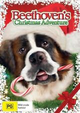 Beethoven's Christmas Adventure (DVD, 2017)