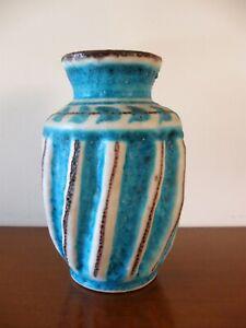 Vaso C.A.S. Vietri Italia design anni '60 (Rare Art Italian Pottery)