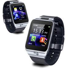 Indigi® SWAP GSM Wireless + Bluetooth Smart Watch Phone Unlocked AT&T / T-mobile