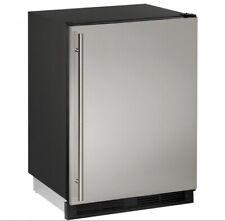 "Uline Refrigerator/Freezer Cooler Combination 24"""