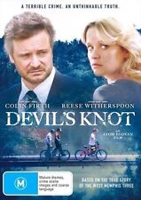 Devil's Knot (Dvd) Crime, Drama, Biography, Colin Firth, Reese Witherspoon
