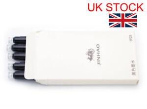 25pcs JINHAO Ink Cartridges Fountain Pen Refills for JINHAO Baoer Pen-UK SOLD