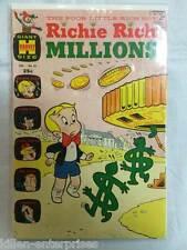 Richie Rich Millions #32 Comic Book Harvey 1968