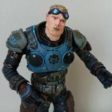 "NECA Gears of War 3 Damon Baird 7"" inch Action Figure 2008"