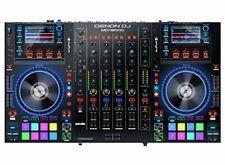 Denon DJ MCX8000   Standalone DJ Player and Serato 4-Channel DJ Controller