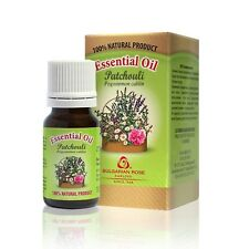 100% Pure Patchouli Essential Oil 10 ml 0.33 oz Undiluted Therapeutic Natural