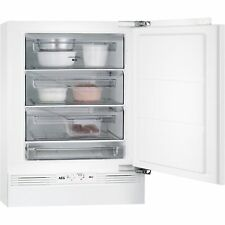 AEG ABB68211AF A+ Rated 60cm Built Under Counter Freezer with Fast Freeze