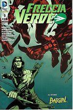 Freccia Verde   5 con Batgirl e Black Canary ed.LION SCONTO 50%