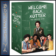 WELCOME BACK KOTTER - COMPLETE SERIES -SEASONS 1 2 3 & 4*BRAND NEW DVD BOXSET***