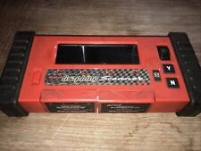 Snap On Mtg2500 Diagnostic Graphing Scanner With 2 Cartridges Parts Or Repair