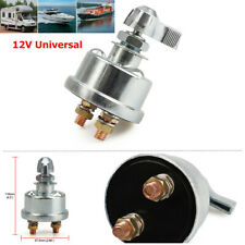 12V Battery Isolator Disconnect Cut Off Power Kill Switch Yacht Boat Car Trucks
