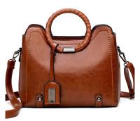Women Bag Leather Handbag Boston Weave Women Shoulder Bag Crossbody Handbag