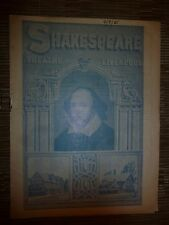 1925 SHAKESPEARE THEATRE : SYLVIA MORRIS in IN THE NEXT ROOM
