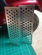 1 paio di sabbia in metallo per scale 1/10 scala RC ASSIALE SCX10/gelande etc