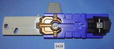 TRANSFORMERS 2002 ARMADA OPTIMUS PRIME LEFT LEG TRAILER PANEL