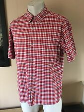 Mens QUIKSILVER Shirt  Size Large 46 Inch Chest