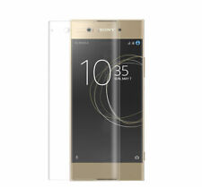 3D Curved Full Cover Color Tempered Glass Screen Protector For SONY XPERIA XA1