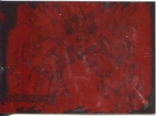 Spawn The Toy Files Design Sketch Card Chase Card D5