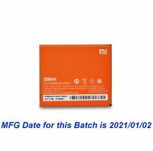 Xiaomi Redmi Note 2 2A 2Pro 2S Battery BM44 2265mAh Good Quality - Local Seller