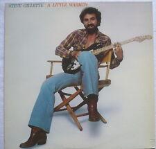 Steve Gillette-A Little Warmth-US-LP > W. David Lindley, Graham Nash