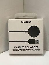 Samsung Galaxy Watch Active2 Charging Dock Genuine OEM EP-OR825BBEGUJ
