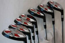 Senior Majek All Hybrid Set Custom Made 4 - PW Taylor Fit Graphite Golf Clubs