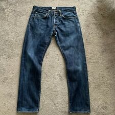 Edwein E-CLASSIC Regular Tapered Fit Riparare JEANS RAINBOW Selvage made in Japan