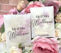 Rose Petal Natural Biodegradable Wedding Confetti Dried Petal Bags PACKETS